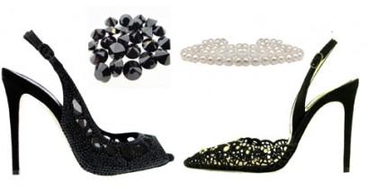 Escarpins d'été, Mercedeh-Shoes