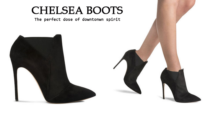 Chelsea boots, Mercedeh-Shoes FW 2014