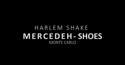 harlem shake Mercedeh-Shoes, Monaco