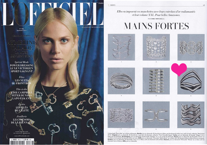 jewels vogue