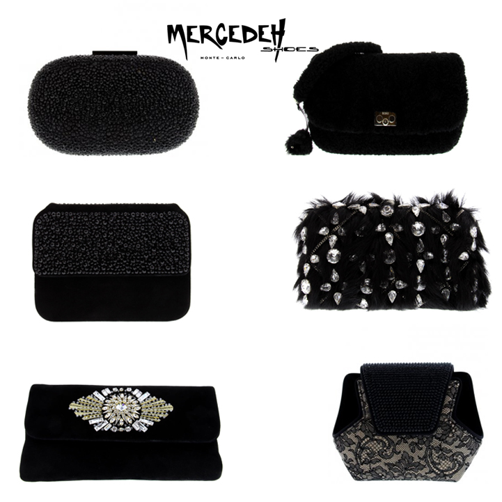 black purses and bags, Mercedeh-Shoes FW2014