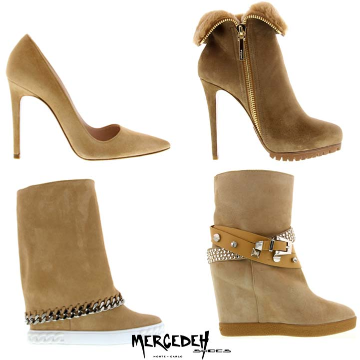 Fall color, camel by Mercedeh-Shoes
