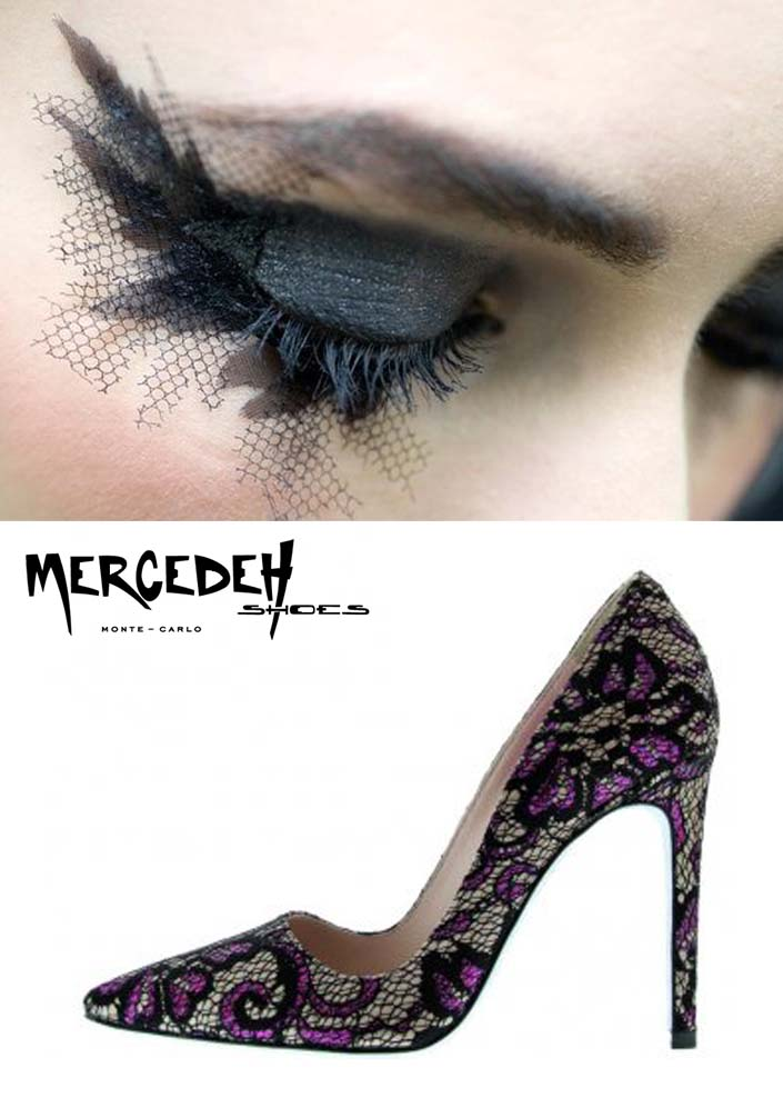 Lace pumps, Mercedeh-Shoes FW 2014/2015
